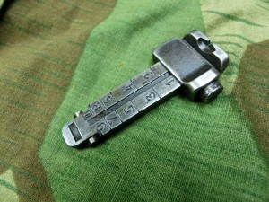 G 33/40 Rear Sight G33/40 Original German WWII Complete no serial number