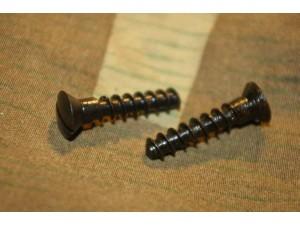 K98 Mauser G43 Buttplate Stock Screws Original WWII
