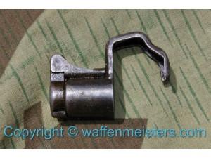 K98 Gew98 Mauser Muzzle Cover Waffenampt Stamped WW2 German