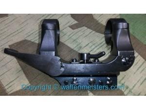 SSR Mount German K98 Mauser Short Side Rail Sniper Scope Mount Complete