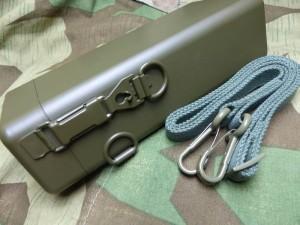 Zf4 Box, WWII German zf-4 Sniper Scope Storage Can
