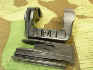 Zf41 Set, K98 zf-41 Sniper Adapter Rail and Mount WWII German