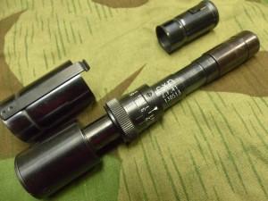 zf41 Scope, German WWII K98 Mauser Sniper ZF-41