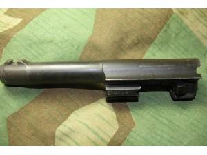 P38 barrel, German Walther P1 / P-38 Pistol