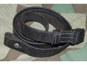 MP40 Leather Sling Original WW2 German